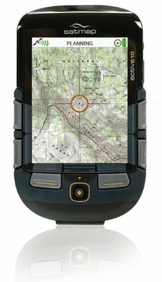 Active 10 TREK Easy to use, hand-held sports GPS. Plot routes, POIs (Points of Interest) and view key statistics. Long battery life and offers the most power options of any GPS. Mapping is available on SD Cards. Camping And Hiking, Tent Camping, Smart Kit, National Geographic Maps, Mapping Software, Gps Map, Adventure Gear, Trail Maps, Outdoor Gear