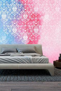 Damask Wallpaper   Damask ColorMash   Crafto
