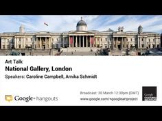 Art Talk with the National Gallery, London