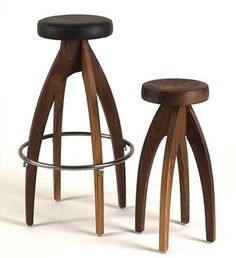 High stools by Daniel Magnússon