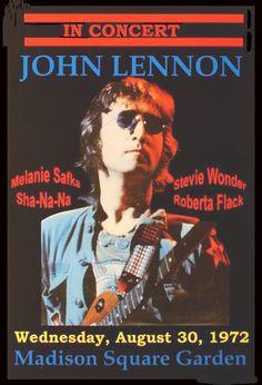 Tour Posters, Band Posters, Music Posters, Melanie Safka, John Lennon Paul Mccartney, Roberta Flack, Vintage Concert Posters, Blue Poster, Jazz Blues