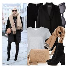 """""""Blogger style: Winther"""" by marias1808 ❤ liked on Polyvore featuring Christian Dior, EAST, Givenchy, RE/DONE, Nordstrom, Gucci and Valentino"""
