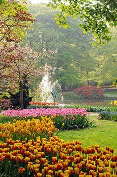 Keukenhof Gardens, Lisse, South Holland, Netherlands