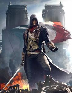 Assassin S Creed Unity Wallpaper.Assassin's Creed Unity Wallpapers HD Wallpapers ID Assassins Creed Assassins Creed Unity Wallpapers HD Desktop And Mobile Backgrounds. Assassin's Creed Unity Wallpapers HD Wallpapers ID - The Golden Ways Assassin's Creed 3, Arno Dorian, Assassins Creed Unity, The Assassin, Assassin Names, Video Game Costumes, Video Games, Pc Games, Assasins Cred