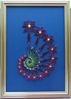 Quilling Guild Accreditation submission May 2013  