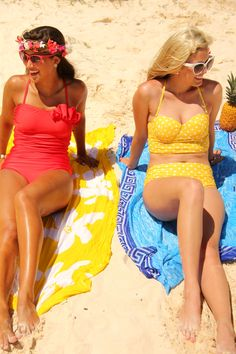 Be beach beautiful! Swimsuits from Albion Fit @Allison j.d.m Kinghorn Jordan