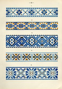 Belarusian towel - Rushnik