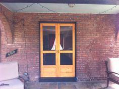 Coppa Woodworking Wood Screen Doors and Wood Storm Doors - Customer Photo Gallery