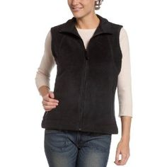 Columbia Sportswear Women's Sapphire Sky Fleece Vest, Black, Large (Apparel)  http://www.amazon.com/dp/B000FZXA2U/?tag=goandtalk-20  B000FZXA2U