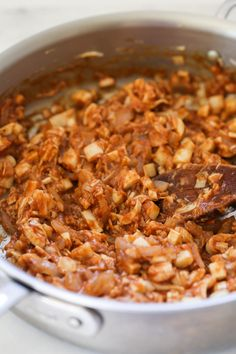 """Vegan BBQ """"Pulled Pork"""" made with only three ingredients!"""