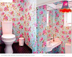 Perfect guest bathroom!
