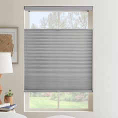 With Child-Safe Cordless Top Down Bottom Up Cell Shades from SelectBlinds.com you won't pay extra for cordless or top down/bottom up. Free shipping & samples.
