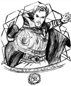 Doctor Strange  #DoctorStrange #Marvel