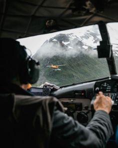 Pioneers, Pirate Ships, and Bob Dylan - filson: No boundaries. Bush Pilot, Bush Plane, Float Plane, Flying Boat, Parkour, Airplane View, Safari, Aircraft, Explore
