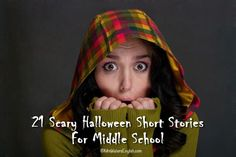 The creepier the tale, the more middle school students love it. October is the perfect month to introduce middle school students to scary short stories. The 21 short stories below are perfect for H...