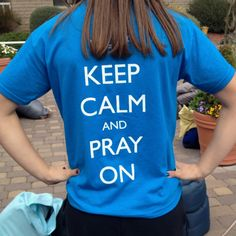 This would be a really cool shirt for our church!