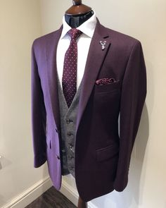 @whitfieldandward posted to Instagram: THINK COLOUR!  We're loving burgundy & beige this season 😎  Link in the bio for our 2020 wedding suit trends or come see us this Sunday at @owenhouseweddingbarn @duddonmillfarm @tyndwrhall ___________________________________________   #weddingsuit #menssuits #menstyleguide #groomstyle #gqstyle #dapperlydone #tailoredsuit #groominspiration #menslaw #weddinginspo #realmenstyle #simplydapper #gentlemenstyle #suitstyle #suitsupply #groomsuit #groomst