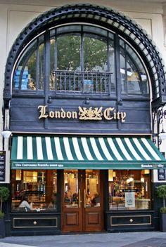#Confitería #LondonCity, #BuenosAires