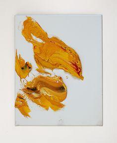The Antelucan Hourglass - tssbnchn:   Tássia Bianchini, Untitled - 2015  Oil...