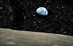 Vista da Lua para a Terra