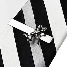 Hockey Tie Clip, Tie Bars , Best Man Accessories, Gifts For Groomsmen, Gift Box Included Quality Handcrafts Guaranteed http://www.amazon.com/dp/B00Q0C186C/ref=cm_sw_r_pi_dp_LlSowb01HW2KP