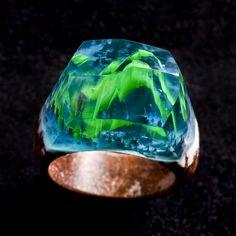 Aurora Borealis - Secret Wood