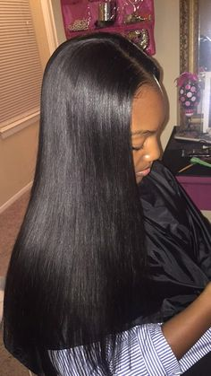 haircuts for black best 25 middle part weave ideas on middle 2703