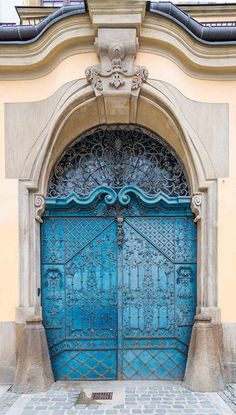 Details, details...Door, Wrocław, Poland, photo by ilvic via Flickr.-- from Musetouch Visual Arts on Facebook