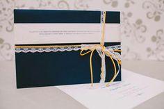 Convite de Casamento da Jacqueline e do Alberto!