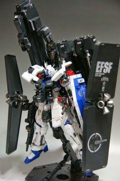 "1/100 Zan G-3 Gundam ""Solomon Express G-3"" - Custom Build - Gundam Kits Collection News and Reviews"