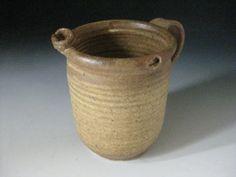 wake and bake pipe mug use it to drink and by BonitaCohnCeramics