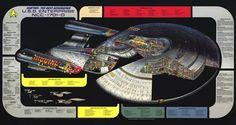 Star Trek: The Next Generation - Authentic Original 48 x 25.5 Movie Poster @ niftywarehouse.com