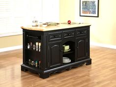 Powell Pennfield Kitchen Island The Pennfield Kitchen Island With
