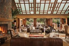 Four Seasons Resorts Lana'i, The Lodge at Koele - Koele, Lanai, Hawaii - Luxury Hotel Vacation from Classic Vacations