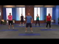 Chris Powell Level 2 Intermediate Workout | 30 Minute Exercise Routine