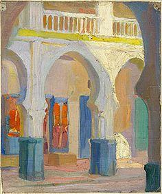 Hilda Rix Nicholas Australian Artists, Art Oil, Favorite Color, Africa, Symbols, Watercolor, Painting, Inspiration, Female Artist