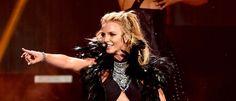 Noticias ao Minuto - Em topless, Britney Spears 'incendeia' redes sociais