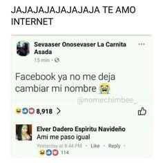 JAJAJAJJAJAJAJ TE AMO INTERNET Memes graciosos #Memes #MemesFacebook #MemesInstagram #Momoddegrupos #Momos #Momosdefacebook #MemesTwitter - Buscar Con Google