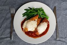 Chicken parmigiana + Thai-style curry noodle bowl + creamy cannellini bean and roasted butternut mash Tomato Pasta Sauce, Chicken Parmigiana, Mozzarella Chicken, Quick Easy Dinner, Roasted Butternut, Easy Weeknight Dinners, Food Festival, How To Cook Chicken, New Recipes