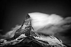 Beauteous Black and White Landscapes by Nenad Saljic