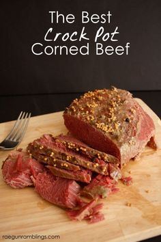 Paleo Best Crock Pot Corned Beef