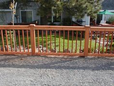 Wooden Fence Yard Idea Pinterest Wooden Fences Backyard