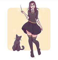Harry Potter Fan Art, Harry Potter Fandom, Harry Potter Memes, Hufflepuff Pride, Ravenclaw, Witch Craft, Hogwarts Houses, Fantastic Beasts, Anime Girls