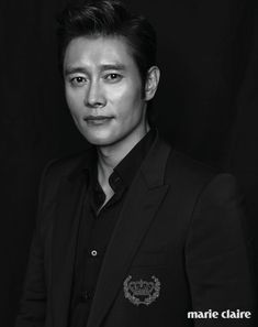 Lee Byung Hun - Marie Claire Magazine November Issue '16
