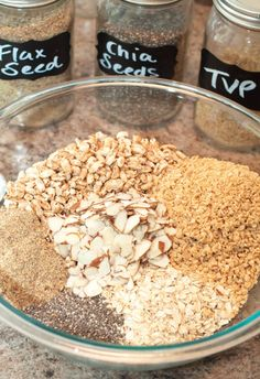 Did you know that you can make your own Copy Cat Kashi Go Lean Crunch Cereal at home? Healthy Cereal, Healthy Snacks, Healthy Recipes, Healthy Eating, Kashi Cereal, Gourmet Recipes, Snack Recipes, Copycat Recipes