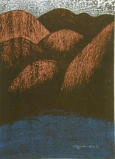 Kiyoshi Saito: Autumn in Aizu (B) - Art Gallery of Greater Victoria