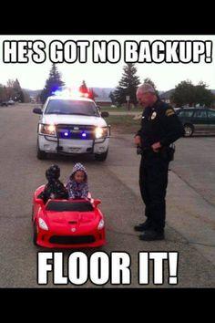 Floor It