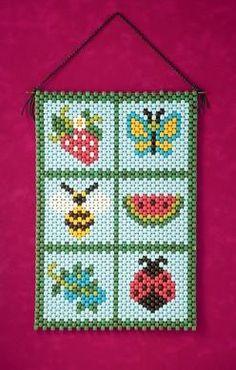 Beaded Banner Kit, Summer #5355