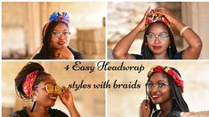 Headwraps and braids https://youtu.be/GKe3ri-EnMg