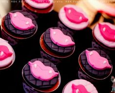 fiesta-cumpleanos-monster-high-cupcakes